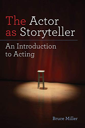 Image of The Actor as Storyteller: An Introduction to Acting