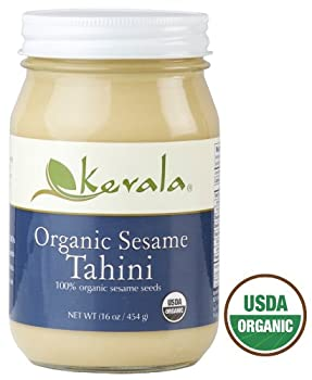 Kevala Organic Tahini 16 oz (Pack of 5)