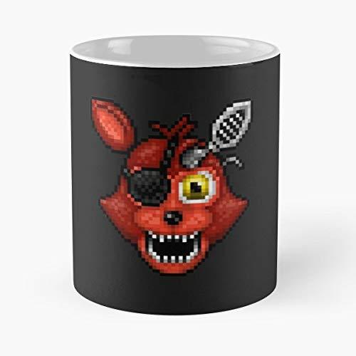 Five Nights At Freddys Fnaf 1 2 11 oz Mug Best gifts for Halloween ()
