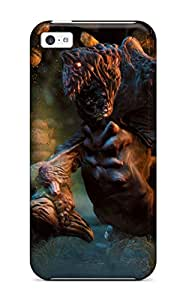 New Fashionable Cover Case Specially Made For Iphone 5c(metro Redux)