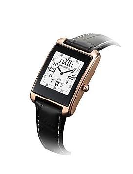 zeblaze miniwear mtk2502c 1,21 pulgadas IPS Bluetooth 4.0 reloj inteligente de seguimiento de soporte