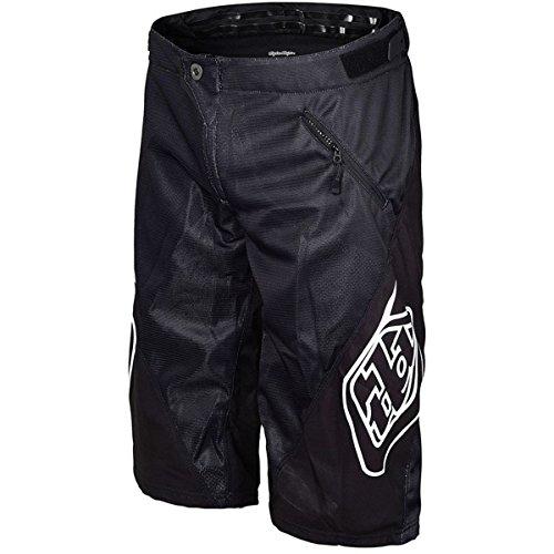 Troy Lee Designs Sprint Short - Men's Black, 38 by Troy Lee Designs
