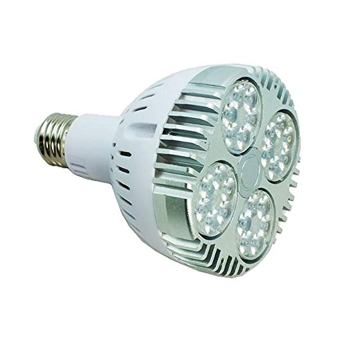Spotlight Super Bright LED Bulbs Long Neck E26 Base LED Light Bulbs (Neutral White, 5000K) ()