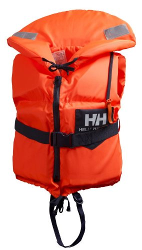 Helly Hansen Navigare Scan Life Jacket - Fluororang, Size 60/90