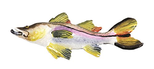 gns Snook Premium Hand Painted Pin, SP027PR ()