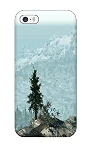 Iphone 5/5s Case Bumper Tpu Skin Cover For Skyrim Accessories 5382020K61274533