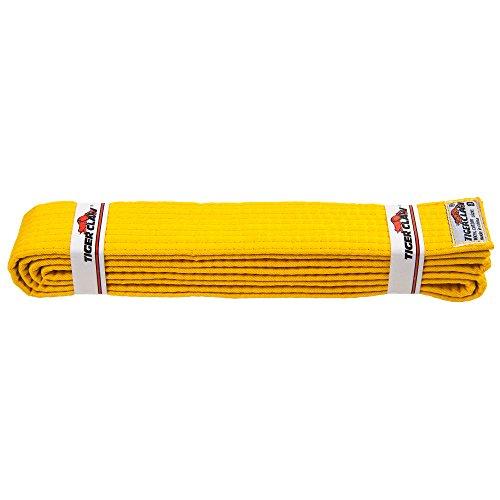 Sports Martial Arts (Uniform Belt - Yellow #0)