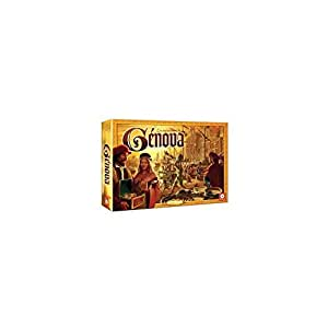 Asmodee Ibérica - Los mercaderes de génova - juego de mesa