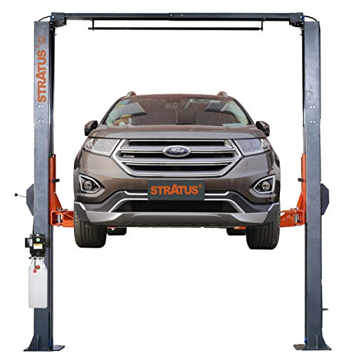 STRATUS Clear Floor Direct Drive 10,000 lbs Capacity Car Lift