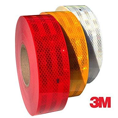 Amazon price history for 3 M Road Retro Reflective Tape (Yellow)