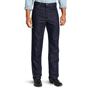 Wrangler Men's Rugged Wear Regular-Fit Stretch Jean