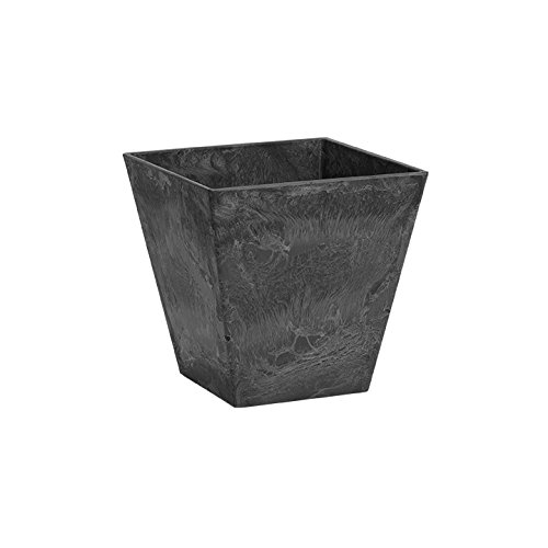 (Novelty 35108 Artstone Ella Square Planter, 10-Inch,)