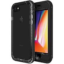 LifeProof NÜÜD Series Waterproof Case for iPhone 8 (ONLY) - Retail Packaging - Black