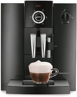 Jura IMPRESSA F7 Automatic Coffee Machine by JURA: Amazon.es: Hogar