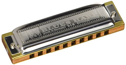 Hohner 532BX-EF Blues Harp, Key Of Eb Major