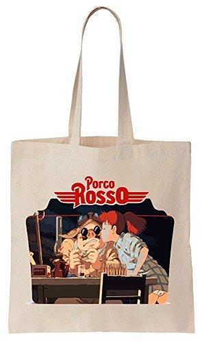 Bag Tote Fio A de de Getting Piccolo Reutilizables Compras Bolsos From Kiss Algodón Artwork qYxFU0