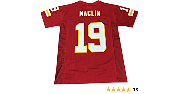Jeremy Maclin Kansas City Chiefs #19 Red NFL Youth Home Mid Tier Jersey