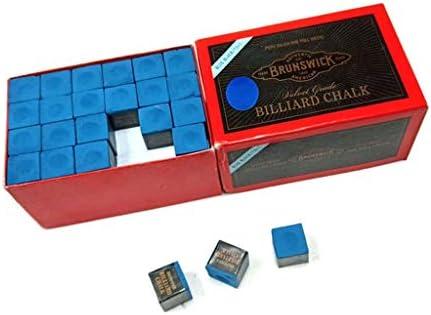 WXS Tizas de Billar, Punta de Taco de Billar for el Billar de carbonato de Calcio Que se Carga Neutral Grasa Snooker Versus Worlds Most Popular Chalk (Color : 72): Amazon.es: Deportes