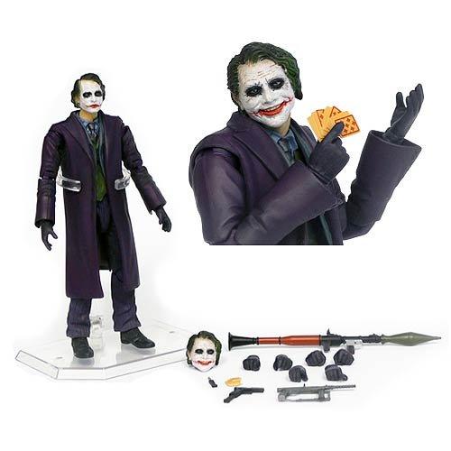 Batman Dark Knight Joker Miracle Action Figure - Previews Exclusive