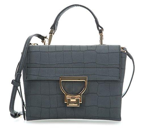 grey dark Arlettis Coccinelle Bag Coccinelle Shoulder Arlettis HwBfqY