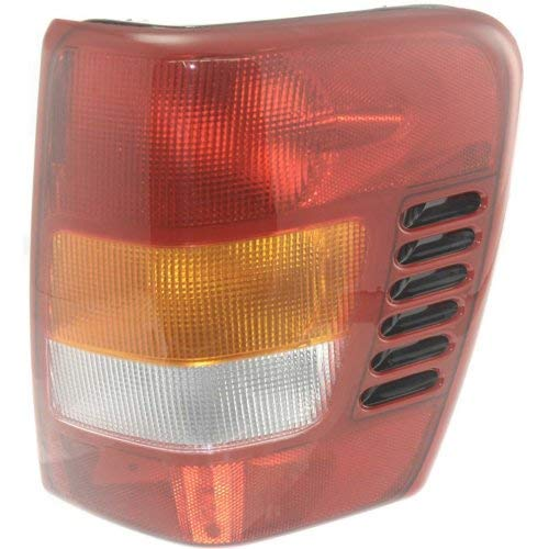 Garage-Pro Tail Light for JEEP GRAND CHEROKEE 99-02 RH Lens and Housing To 11-01