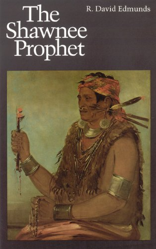 tecumseh and the quest for indian leadership essays Tecumseh and the Quest for Indian Leadership Summary