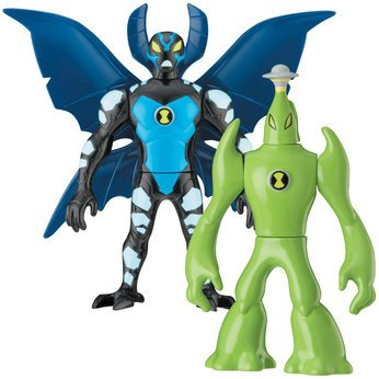 Ben 10 Goop and Big Chill Alien Creation Figure Set (Ben 10 Big Chill)