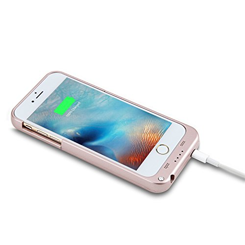 iPhone 6 6s Battery condition Peyou 3200mAh External Backup energy Bank Battery Charger condition Cover by using Kickstand For Apple iPhone 6 6s 47 Battery Charger Cases