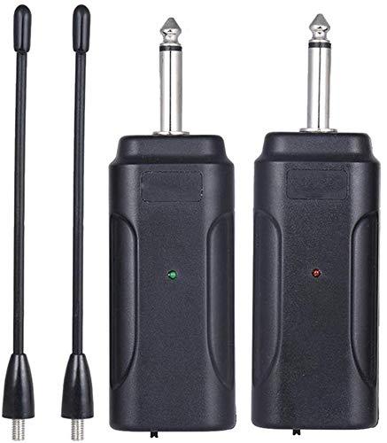 Dengofng Inalámbrico Audio Transmisor Receptor Sistema Kit para ...
