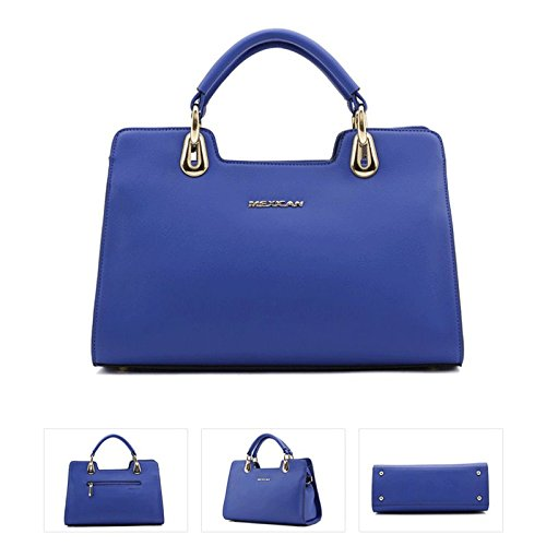 European Female American Fashion Handbag JIUTE C Messenger Color And Ms Messenger Simple Bag C Shoulder Bag Casual Shoulder xzw8XqY