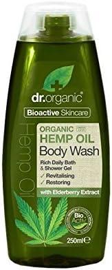 dr organic hemp oil reviews