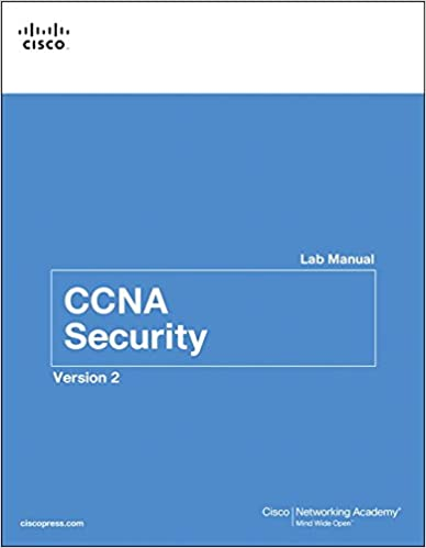 Ccna security lab manual version 2 lab companion 9781587133503 ccna security lab manual version 2 lab companion 1st edition fandeluxe Choice Image