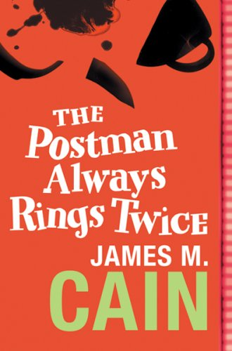 Book cover for Postman Always Rings Twice