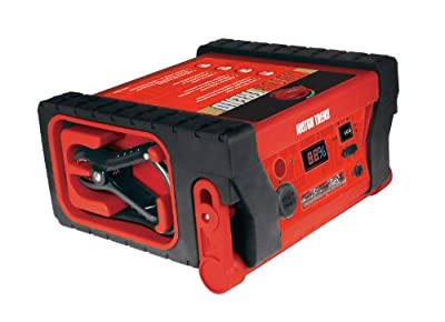 Motor Trend (JSM-0581) Flat Professional Series Heavy Duty Jumpstart With 900 Peak Amps and 450 Instant Starting Amps