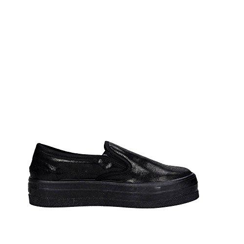 ... Pregunta IAG134 002 Slip-on Schuhe Damen Schwarz ...