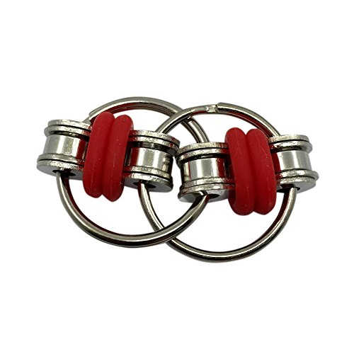 no-noise-fidget-chain-fits-easily-in-pocket-no-choking-hazard-never-corrode-30-days-guarantee-red