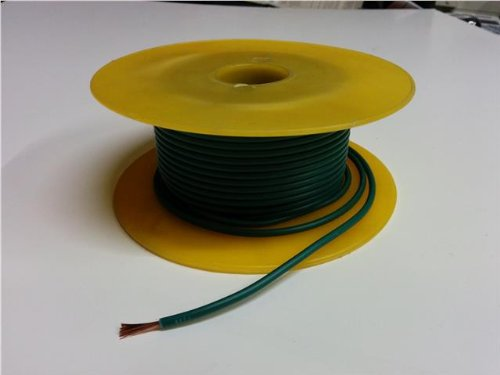Green 5M Circuit Boards Broken Wiring Loom Harness Fix Repair Cable - 17.5 Amp: