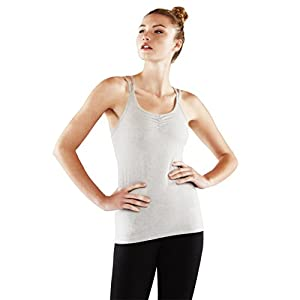 Manduka Women's New Cross Strap Cami Top