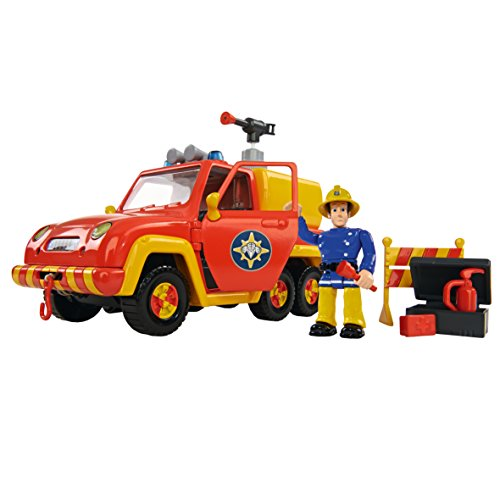 Fireman Sam - Fire Engine Venus [Amazon Exclusive] by Simba (Image #3)
