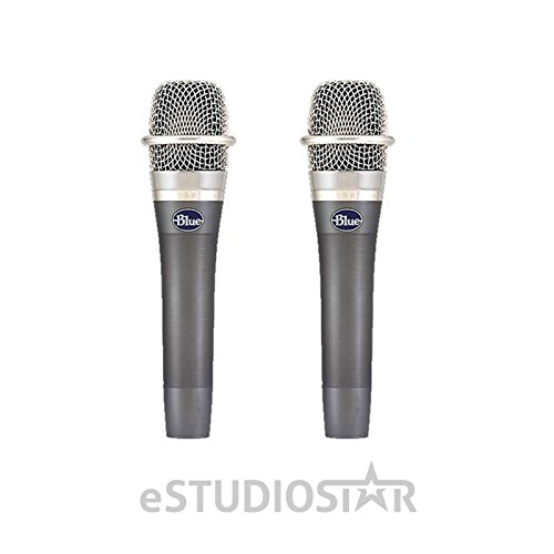 Blue Microphones enCORE 100 Studio-Grade Dynamic Performance Microphone