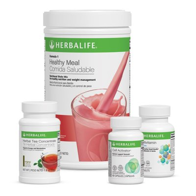 (Herbalife Quickstart Weight Loss Program Wild Berry)