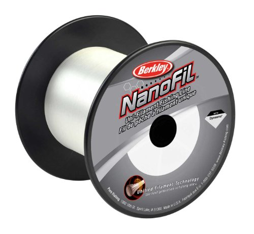 Berkley NanoFil Uni Filament Fishing Line