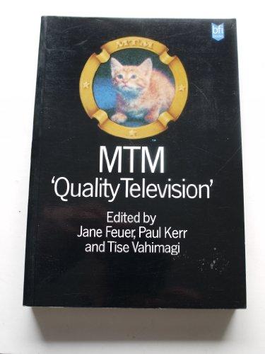 MTM 'Quality Television'