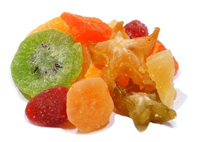 Tropical Dried Fruit Salad 1.5 Lb by SweetGourmet (Image #2)