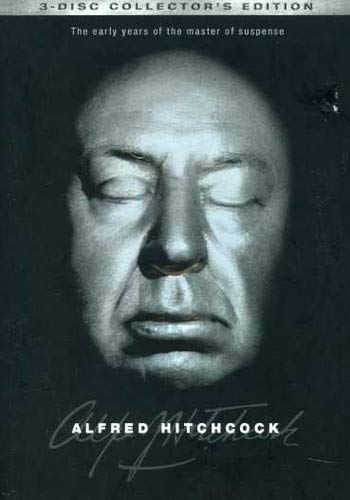 Canal Set - The Alfred Hitchcock Box Set (The Ring / The Manxman / Murder! / The Skin Game / Rich and Strange)