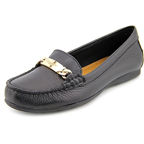 Coach Womens Olive Pebble Loafer
