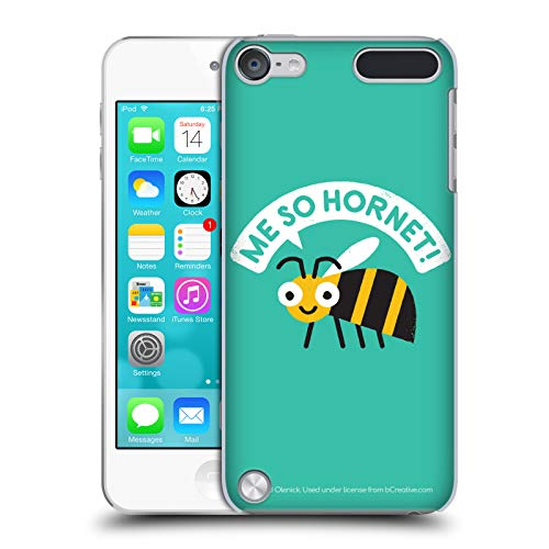 - Official David Olenick Yellow Jacket Animals Hard Back Case Compatible for Touch 5th Gen/Touch 6th Gen