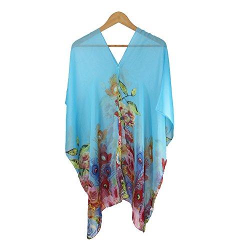 - Fanssie Women`s Fashion Swimwear Beachwear Bikini Cover ups Beach Dresses Tops (new arrived 1),One Size