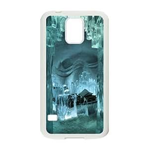 FROZEN CHA8035090 Phone Back Case Customized Art Print Design Hard Shell Protection SamSung Galaxy S5 G9006V