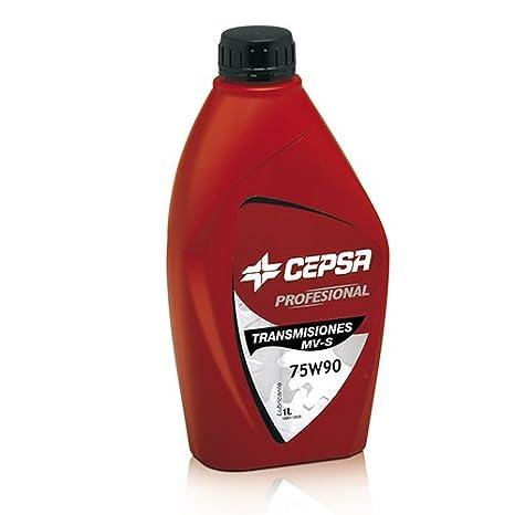 CEPSA 646414188 Aceite sintético para transmisiones manuales y cajas de cambios, 1 litro: Amazon.es: Coche y moto